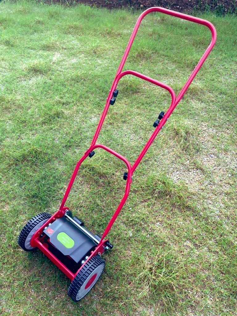 芝刈り機 ラクモア
