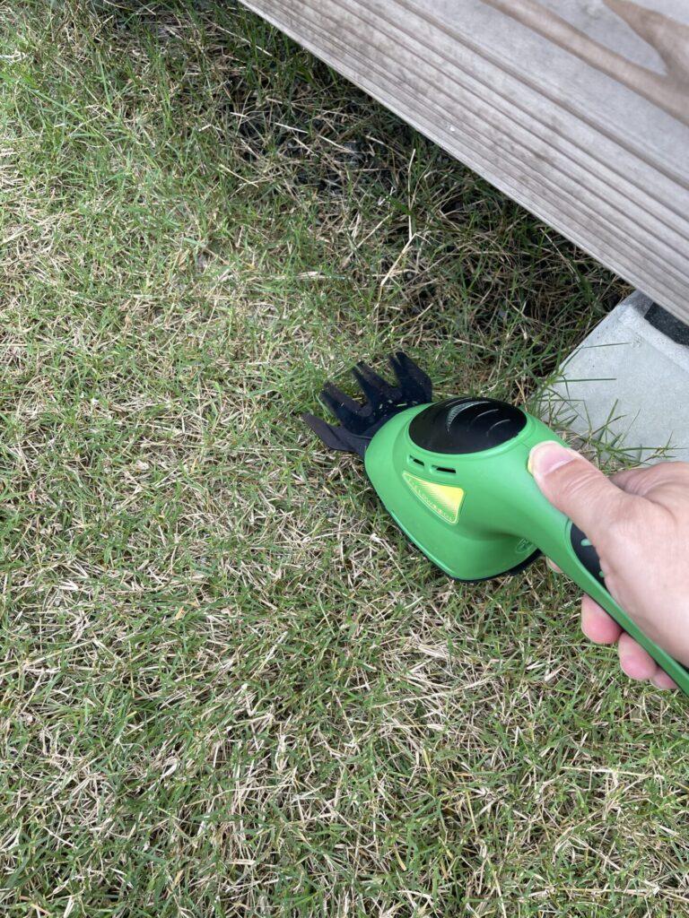 芝刈りバリカン バロネス